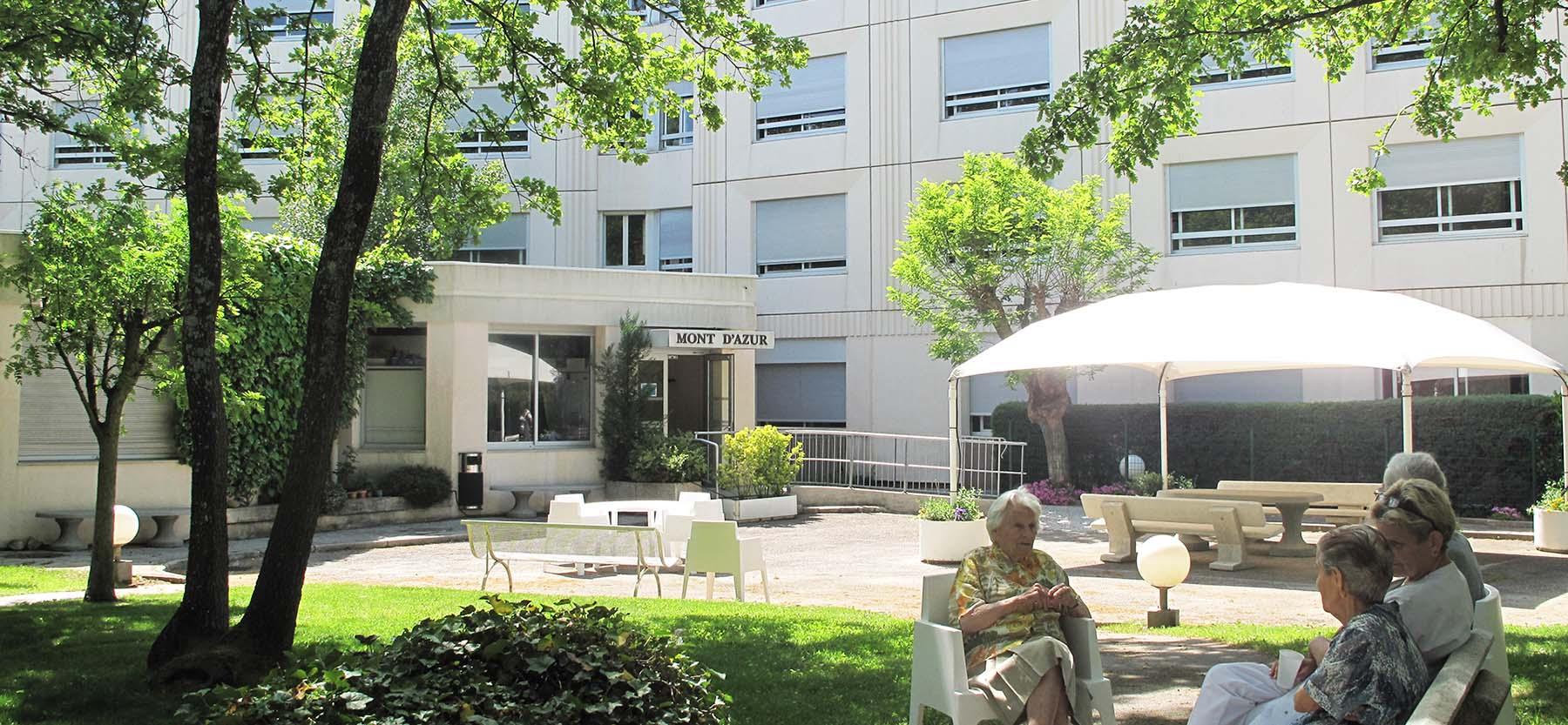 Centre de Long Séjour Le Mont d'Azur
